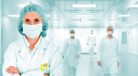 Работа компании в условиях пандемии