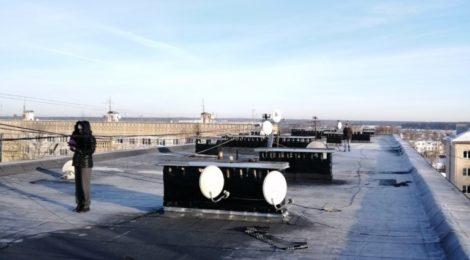 Штеймана 60 - капитальный ремонт кровли